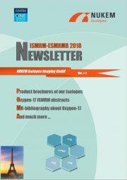 ISMRM Newsletter nur Front